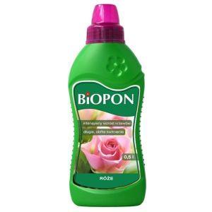 Удобрение Biopon для роз 0,5л