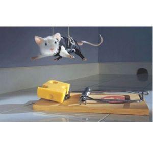 Ловушка для мышей деревянная BROS