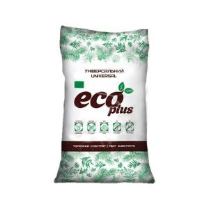 Торфяной субстрат ECO PLUS Универсальный 20 л