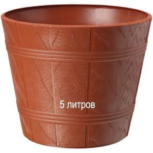 Горшок для цветов Дерево Эльба-2