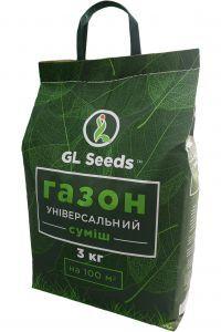 Газонная трава Универсальная 3 кг