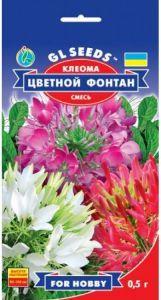 Клеома Цветной фонтан 0,5 г