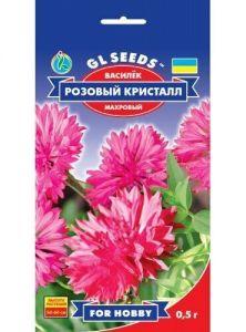Василек Розовый кристал 0,5 г