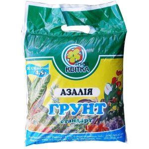 Грунт Квитка для азалии (2,5 литра)