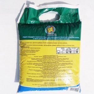 Грунт Квитка для фикусов (2,5 литра)