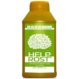 Удобрение  Хелпрост® для декоративных кустарников и газонов 0,5 л