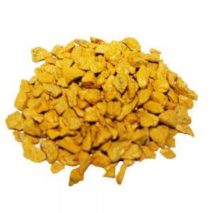Декоративный грунт Желтый