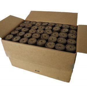 Кокосовые таблетки для рассады в сеточке Willy Ø42мм 1000 шт