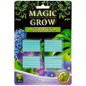 Удобрение Magic Grow от болезней для комнатных растений 20 шт