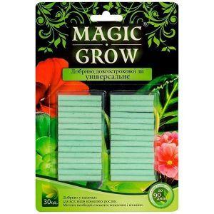 Удобрение Magic Grow длительного действия универсальное 30 шт