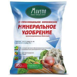 Удобрение Mivena Field-Cote для овощных культур 500 г