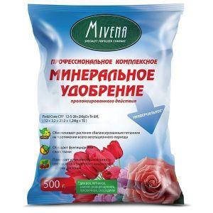 Удобрение Mivena Field-Cote CRF для роз 500 г
