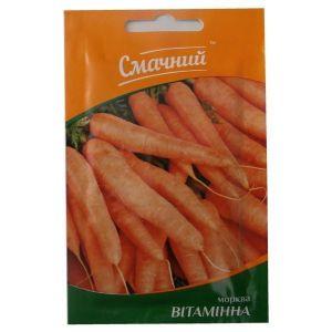 Морковь Витаминная, 2 г