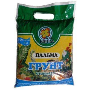 Грунт Квитка для пальмы (4 литра)