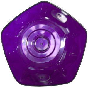 Кашпо для орхидей Пента фиолетовый