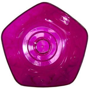 Кашпо для орхидей Пента, d13, фиолетовый