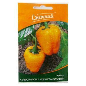Перец Калифорнийское чудо оранжевый