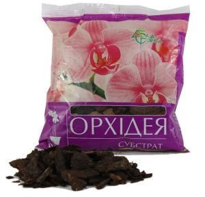 Субстрат Дім Сад Город плюс Орхидея 0,8 л