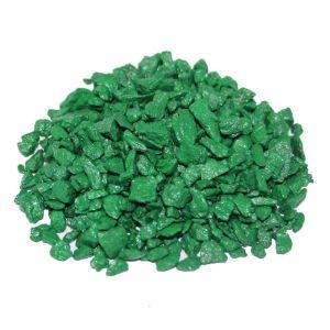 Декоративный грунт Зеленый